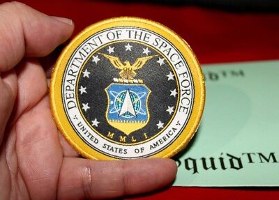 The Original U.S. Space Force Morale Patch Military Emblem (Limited Edition)