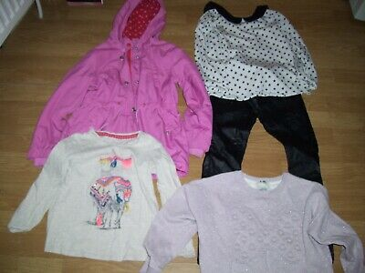 Sale! Girl's bundle clothing.Age 7-8 years.Tops, jeans, and jacket.Free Postage.
