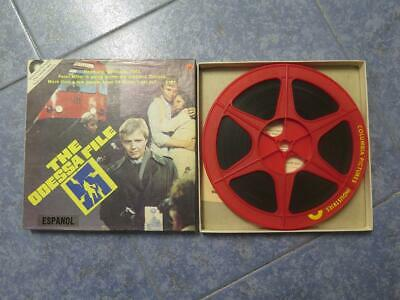 The  Odessa File , Reducción - Pelicula Super 8 Mm-Retro  Vintage Film # 99