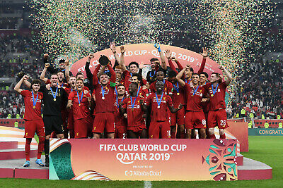Liverpool FC - Club World Cup Winners 2019 - A1/A2/A3/A4 Poster / Photo Print