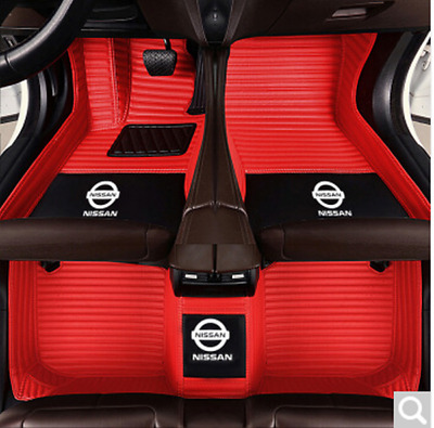 For Nissan Maxima Kicks Sentra Rogue 2008-2019 Car Floor Mats