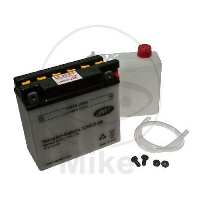 JMT Batterie 12N5,5-3B Simson S 53 50 4-Gang Beta 1994-1996
