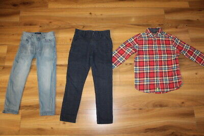 NEXT boys shirt jeans trousers bundle 6 years *I'll combine postage*(56)
