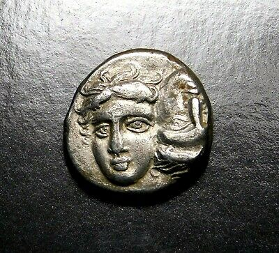 Thrace. City of Istros. AR Stater, circa 400-350 BC. Ancient Greek Silver Coin
