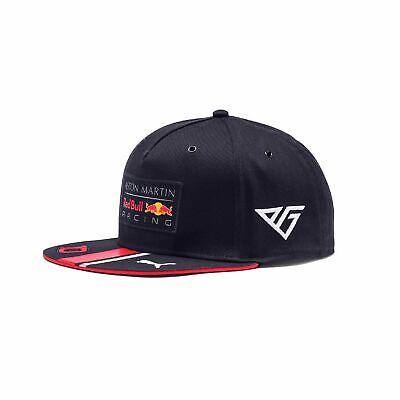 2019 Aston Martin Red Bull Racing Team Gasly Flat Brim Cap