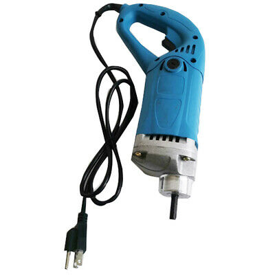 Handheld Concrete Vibrator 110V 1300W 5000r/min Output Speed Effective Durable