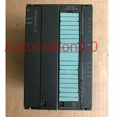 1PC Used Siemens 6ES7354-1AH01-0AE0 Tested In Good Condition Quality assurance