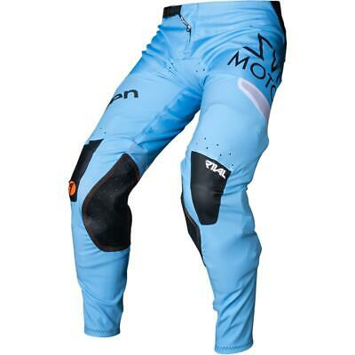Seven MX Cross Hose Rival Trooper Blau