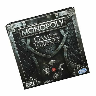 Hasbro Monopoly Game of Thrones Board Game