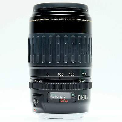 Canon EF 100-300mm f4.5-5.6 Zoom Lens (Boxed)