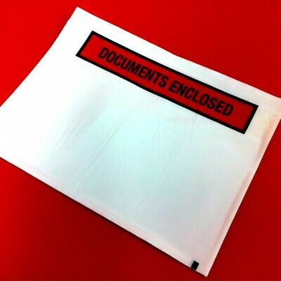 A5  DOCUMENT ENCLOSED WALLETS ENVELOPES PRINTED Good Quality