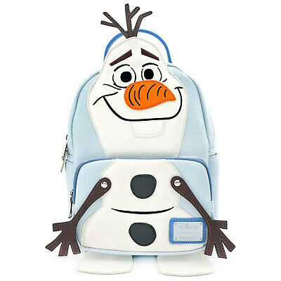 Loungefly Disney Frozen Olaf Cosplay Mini Backpack NEW