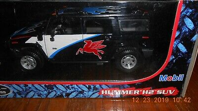 MAISTO  Mobil HUMMER H2 SUV 1/27 Scale Diecast Model 2003 Special Edition NIB