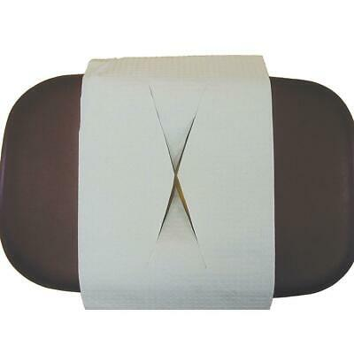 Cello Paper Head Pads- X-Cut Face Hole