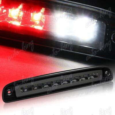 FOR 10-16 DODGE JOURNEY LED THIRD 3RD TAIL BRAKE LIGHT STOP PARKING LAMP SMOKED