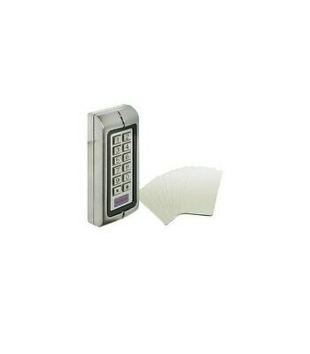 DEEDLOCK : APX-16/PROX Keypad for Gate systems & Access Weatherproof IP68 Rated