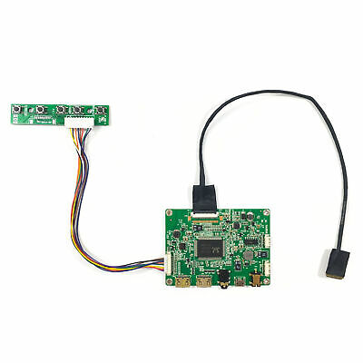 "Fit To 15.6"" N156HHE-GA1 N156HCE-GA2 1920X1080 120Hz LCD HDMI Controller Board"