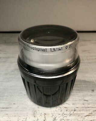 Meopta Meostigmat 1.9/141 excellent condition, ⌀80, projection lens