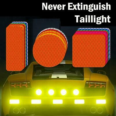 Auto Car Motorcycle Truck Reflective Stickers reflective tape Safety Warning