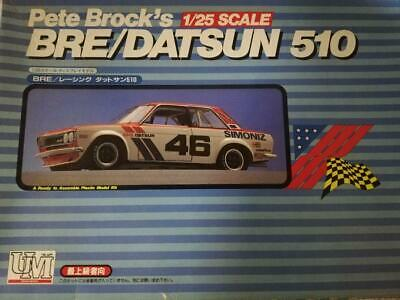 "BRE Datsun 510 Trans-Am Poster sold by Peter Brock BRE! 24/""x36/"""