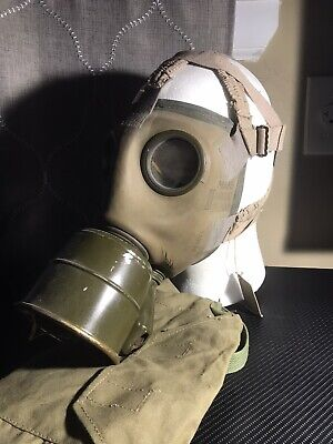 Czech WZ.38 Gas Mask