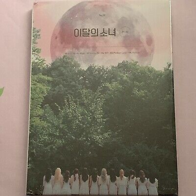 Monthly Girl Loona No.18 W/Photocard + + Sealed Debut Mini Album Limited B ver