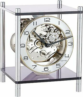 Table Clock with 8-Tage Schlagwerk- Westminster- Germany