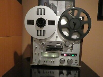 Akai GX-620 4-Track 2-Channel Reel To Reel Tape Deck Recorder with DBX unit