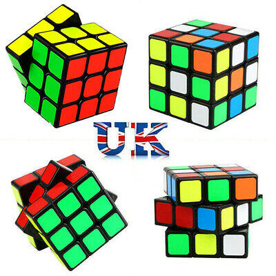 3x3 Magic Cube Game Kids Puzzle Ultra-Smooth Twist Toys Puzzle Toy Kids Gifts