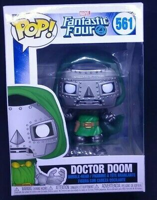 ***MINT*** Funko Pop! Marvel Fantastic Four Dr Doom
