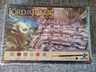 Lord of the Rings Mines of Moria Paint Set - Games Workshop LOTR Goblin