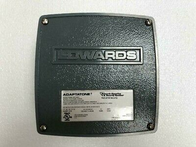 Edwards Signaling 5540Mp-24Y6 Adaptatone Millennium Central Tone Generator Uu