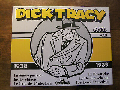 FUTUROPOLIS Dick Tracy volume 3
