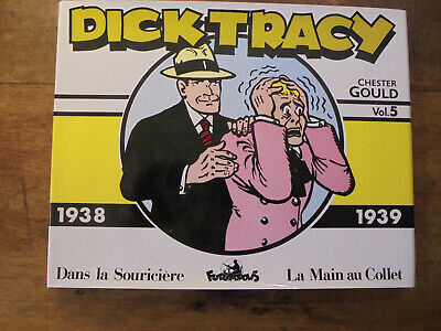 FUTUROPOLIS Dick Tracy volume 5