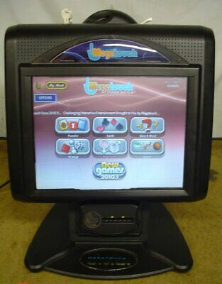 "Megatouch 2010 Force EVO Bartop Games 15"" Display FREE Tech Support WARRANTY!"
