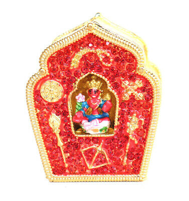 Feng Shui Red Tara Home Protection Amulet