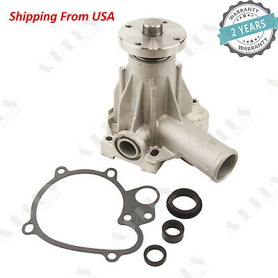 Premium Engine Water Pump For 85-95 Volvo 240 244 245 780 760 745 940 L4-2.3L