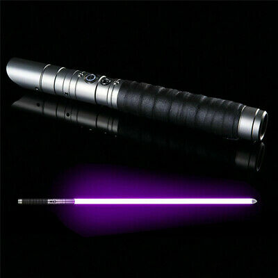 Star Wars Lightsaber Metal Handle Replica Force FX Heavy Dueling Rechargeable