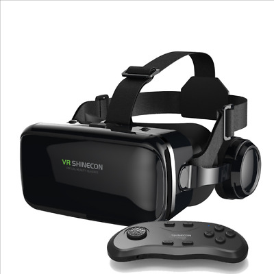 3D Virtual Reality Headset FuseReality