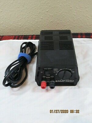 2AMP Regulated DC Power Supply Model MW122A