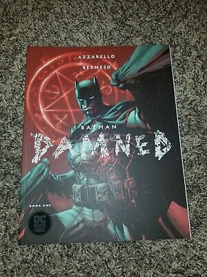 Batman Damned issue 1-3 UNCENSORED DC Jim Lee 5 book lot