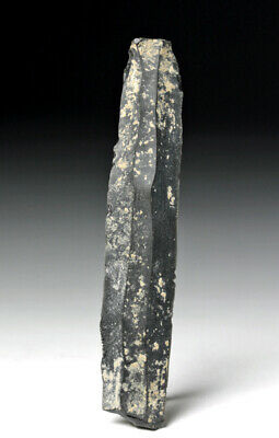 Ancient Aztec Obsidian Micro-Blade Core