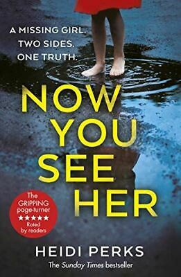 Now You See Her: The bestselling Richard & Judy favourite, Perks, Heidi, UsedVer