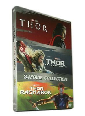thor 1-3 movie collection
