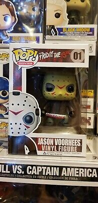 Funko Pop! Movies: Friday the 13th Jason Voorhees #01