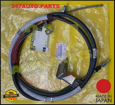 Parking Brake Cable Right Rear For TOYOTA Corolla LEVIN 46420-12390