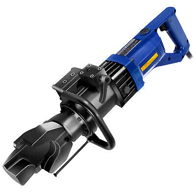 "Rebar Bender 800W RB16mm ( 5/8"") Electric Hydraulic Hand Held #5 0°-130°Bending"