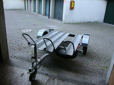 Carrello Moto - 3 posti - Satellite VM030