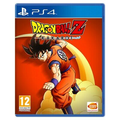 NEW!! ! Dragon Ball Z: Kakarot PS4 KIDS gift