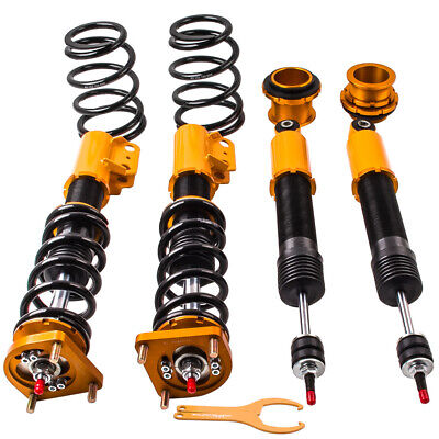 Coilovers Kits for Ford Mustang 4th 1994-04 24 Step Adj. Damper Shock Absorbers